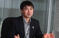 Panasonic Asia Pacific Pte.Ltd. Director 松井幹雄 氏