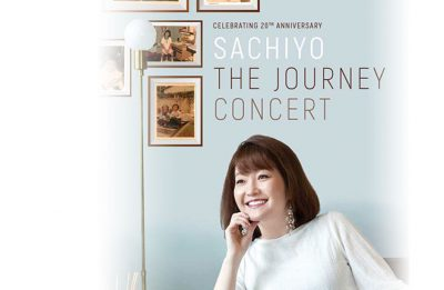 Sachiyo - The Journey Concert ~Celebrating 20th Anniversary~
